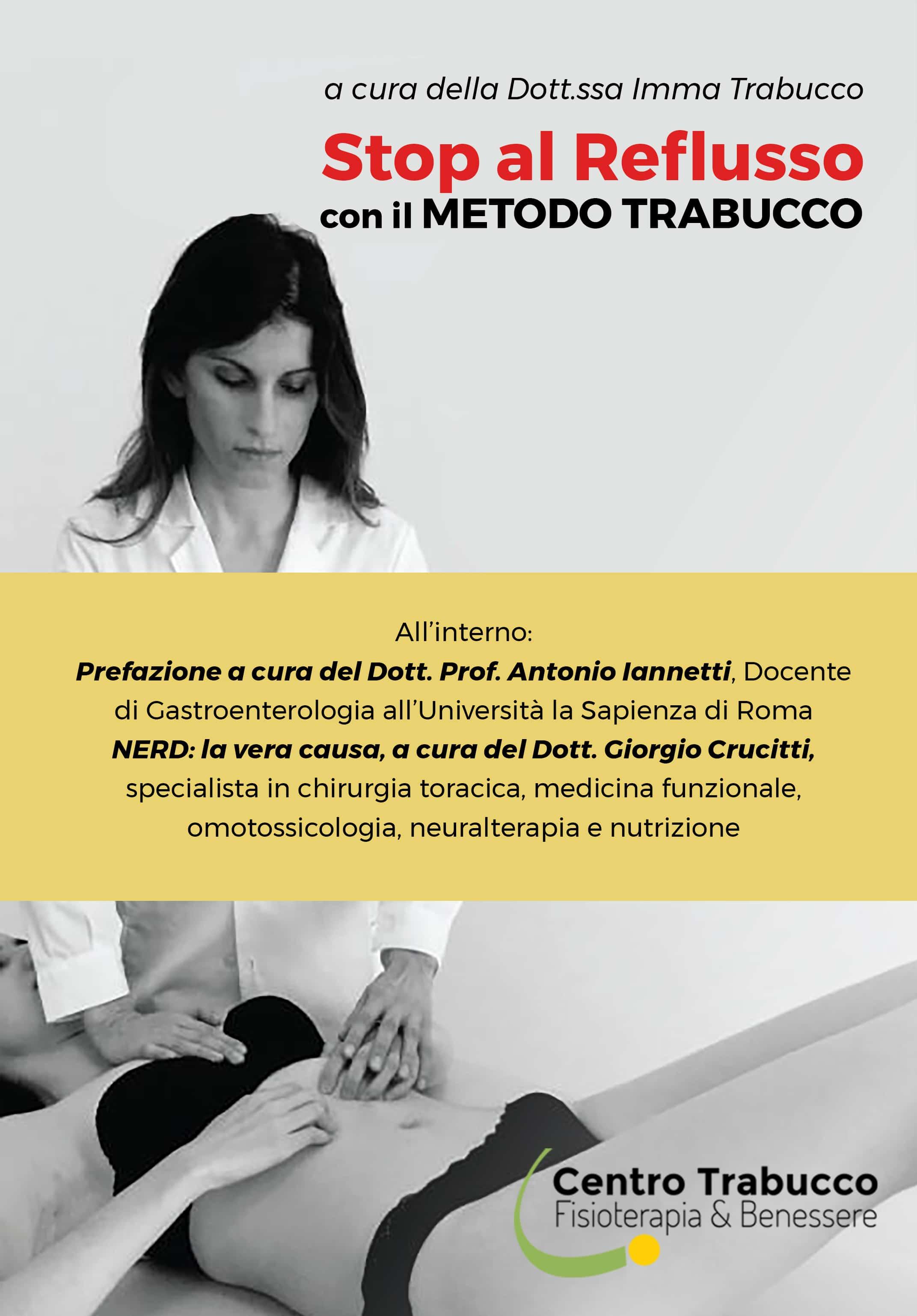 Copertina Libro Stop al Reflusso con la Fisioterapia