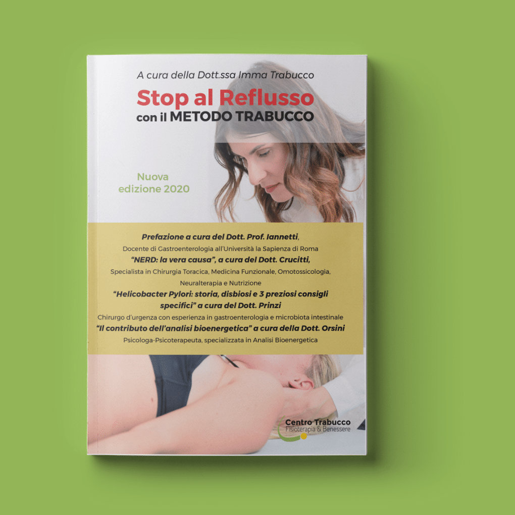 Stop al reflusso con il Metodo Trabucco